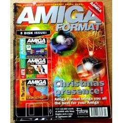 Amiga Format: 1995 - January - Christmas presence!