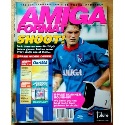 Amiga Format: 1994 - July - Shoot!