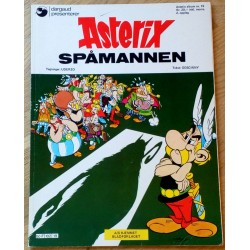 Asterix: Nr. 19 - Spåmannen