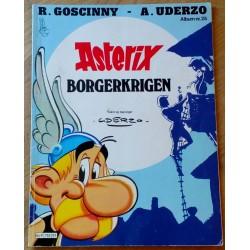 Asterix: Nr. 25 - Borgerkrigen