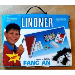 Frimerker - Startpakke fra Lindner
