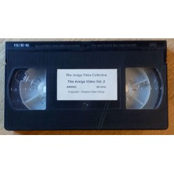 The Amiga Video Collection - The Amiga Video Vol. 2 (VHS)
