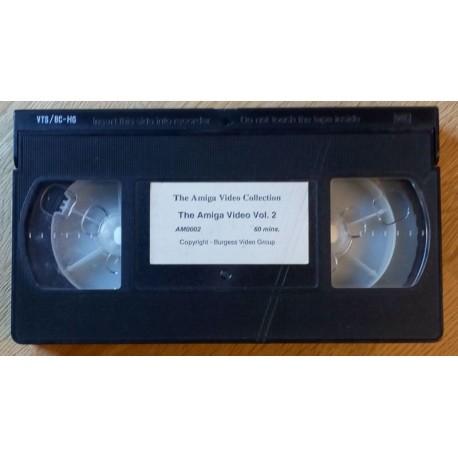 The Amiga Video Collection - The Amiga Video Vol. 2 (VHS)