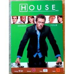 House M.D.: Season 4 (DVD)