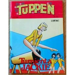 Tuppen: 1986 - Nr. 8 - Turnjenta Jackie