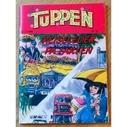 Tuppen: 1986 - Nr. 2 - Reiseleder på farten