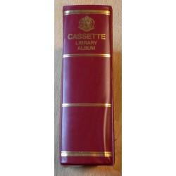 Cassette Library Album - Oppbevaringsenhet