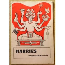 Harries Supplement-Katalog