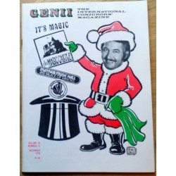Genii: The International Conjurors' Magazine: 1979 - December