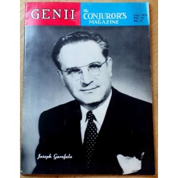 Genii: The International Conjurors' Magazine: 1951 - July