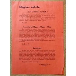 Magiske nyheter fra Kortstudio i Askim