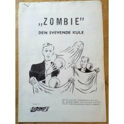 Egelo: Zombie - Den svevende kule