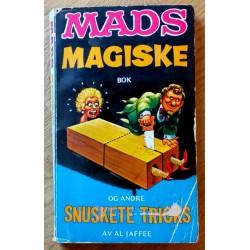 MADs magiske bok og andre snuskete tricks av Al Jaffee