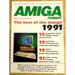 The Best of the Amiga in 1991 - Amiga Format