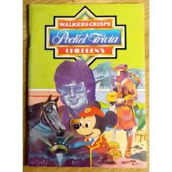 Walkers Crisps Pocket Trivia - Childrens (1986)