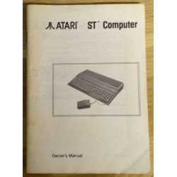 Atari ST Computer - Owner's Manual