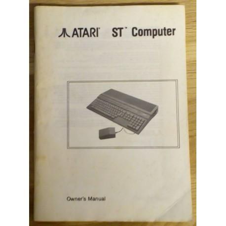 Atari ST Computer - Owner's Manual