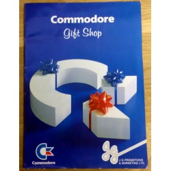 Commodore Gift Shop - Fra J G Promotions & Marketing Ltd.