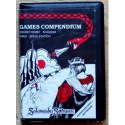 ORIC-1: Games Compendium (Salamander Software)