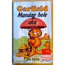 Humor Pocket: Nr. 2 - Garfield - Mandag hele uka