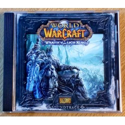 World of WarCraft: Wrath of The Lich King - Soundtrack (CD)