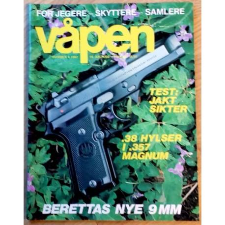 Våpen: 1982 - Nr. 4 - Berettas nye 9mm