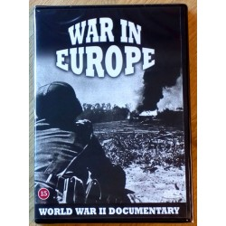 Verden i krig: War In Europe (DVD)