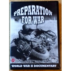 Verden i krig: Preparation For War (DVD)