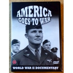 Verden i krig: America Goes To War (DVD)