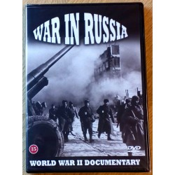 Verden i krig: War In Russia (DVD)