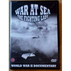 Verden i krig: War At Sea - The Fighting Lady (DVD)