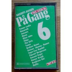 VG presenterer Kassettavisen På Gang: Nr. 6 (kassett)