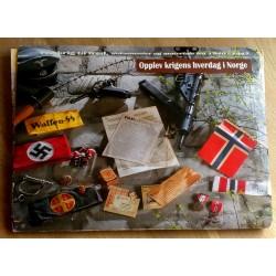 Fra krig til fred - Dokumenter og materiale fra 1940 - 1945 (replika)