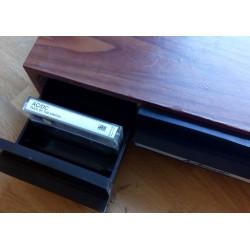 Oppbevaringsenhet til kassetter - Audiosonic - Rack med tre skuffer