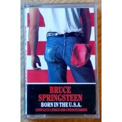 Bruce Springsteen: Born in The U.S.A. (kassett)