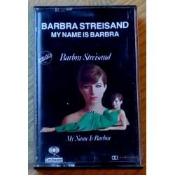 Barbra Streisand: My Name Is Barbra (kassett)