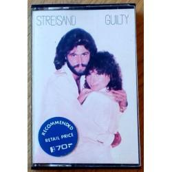 Barbra Streisand: Guilty (kassett)