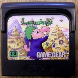 Game Gear: Lemmings