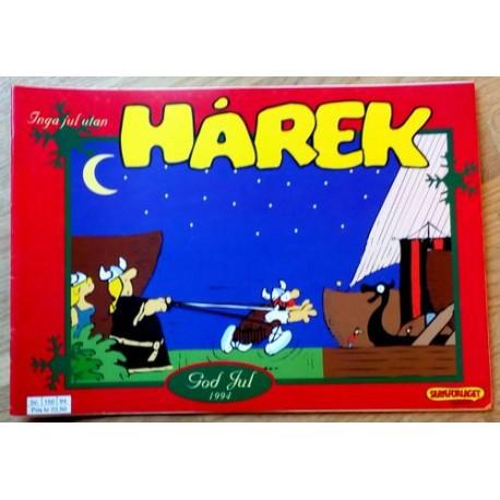 Hårek: Jula 1994 - Julehefte