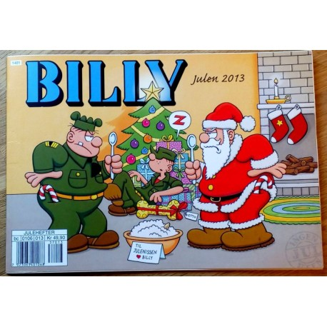 Billy: Julen 2013 - Julehefte