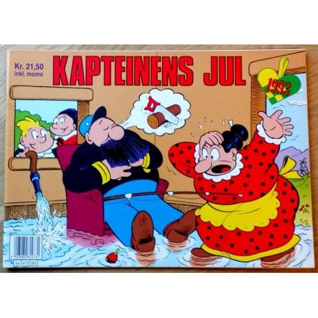 Kapteinens jul 1993 - Julehefte