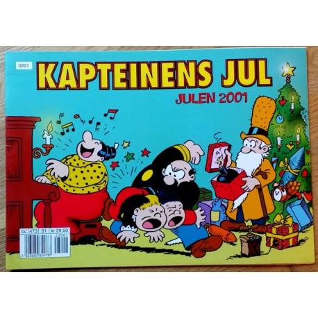 Kapteinens jul 2001 - Julehefte