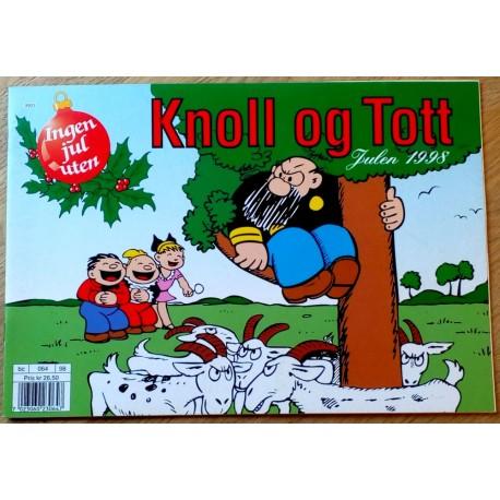 Knoll og Tott: Julen 1998 - Julehefte