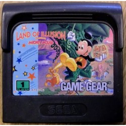 Game Gear: Land of Illusion Starring Mickey Mouse