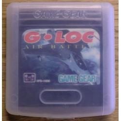 SEGA Game Gear plastcover til spill