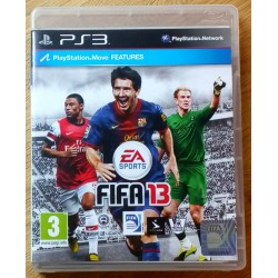 Playstation 3: FIFA 13 (EA Sports)