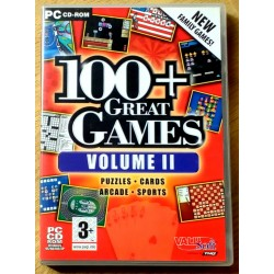 100+ Great Games - Volume II (ValuSoft)