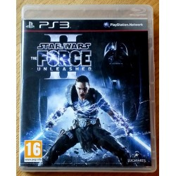 Playstation 3: Star Wars - The Force Unleashed II (LucasArts)