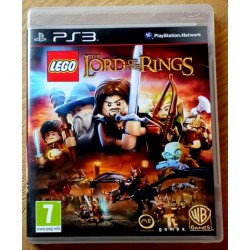 Playstation 3: LEGO The Lord of the Rings (WB Games)