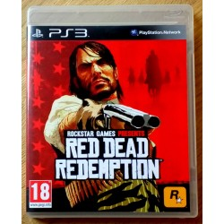 Playstation 3: Red Dead Redemption (R)